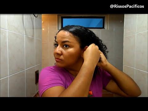 16 Rissos - Durmiendo con mis rizos parte 1 / Peinado sencillo