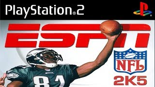 ESPN NFL 2K5 : Lions vs Cowboys - PS2 Live Stream 4/21/19