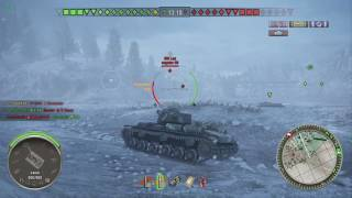 World of Tanks Xbox one KV-1S 5 Kills