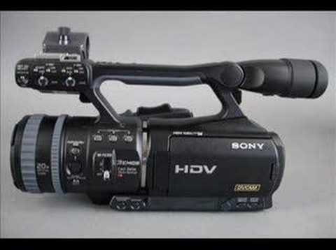 NEW SONY HVR-V1U HVRV1U HDV 1080i 1080 CAMCORDER
