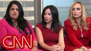 Is Trump in trouble with female supporters?