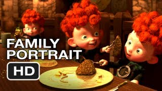 Brave - A Family Portrait - Pixar Movie (2012) HD
