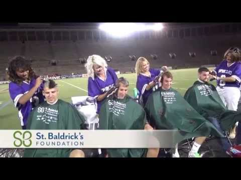Boston Cannons All Access: St. Baldrick's Foundation Head Shaving Event!