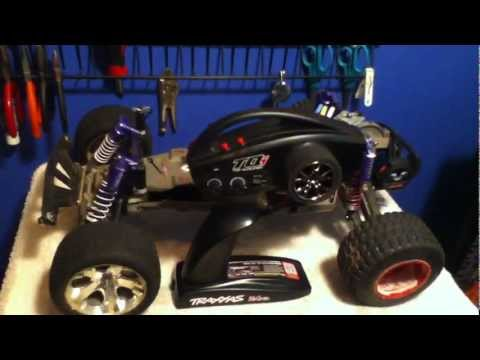 My Traxxas 2.4ghz TQi Transmitter and Receiver
