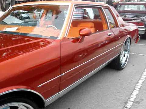 Box Chevy Donk Box Chevy's on Big Rims