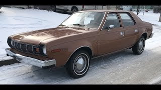 My 1977 AMC Hornet