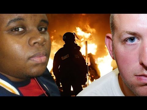 Ferguson Grand Jury, Protests + Police Defense For Shooting Michael Brown