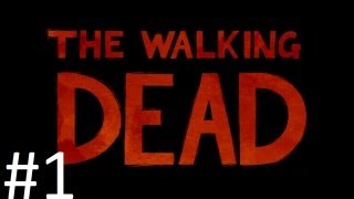 The Walking Dead Episode 1_ A New Day Végigjátszás 1.Rész - Még Több Zombi