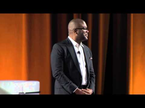 Tyler Perry Addresses Conference On Volunteering And Service video