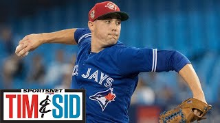 Taking A Deep Dive Into Blue Jays Trade Deadline Moves | Tim and Sid