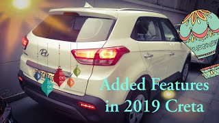 2019 New Hyundai Creta 1.4 E+ Added Features Review | 2018 Facelift Creta Buyers Need to Worry ?