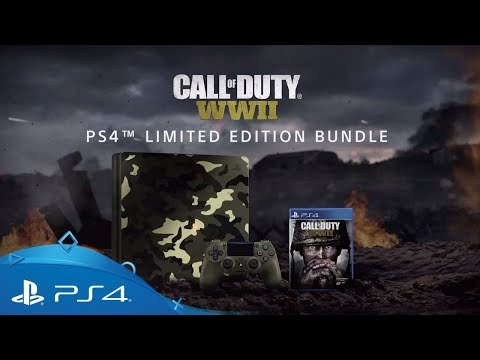 Call of Duty: WWII | Limited Edition Bundle | PS4