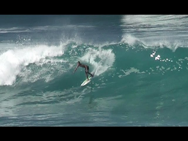 Surfing On Maui: North Shore