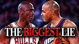 This Michael Jordan and Charles Barkley Story... IS A LIE!