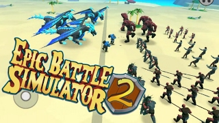 Release The DRAGON!! I Epic Battle Simulator 2