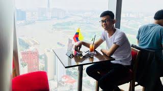 THÁNH SÒ |Lần Đầu Lên Trời  Uống Cafe Bao Phê