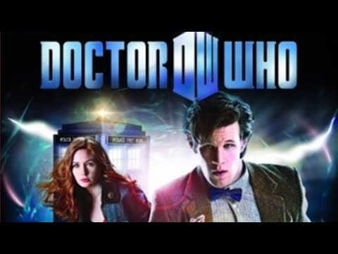 Doctor Who Series 5 second half overview