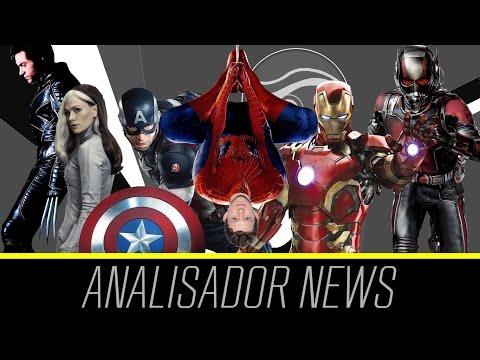 Notícias da Marvel - O Analisador News