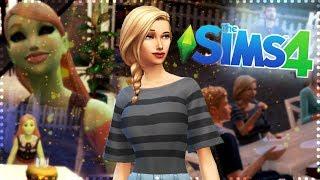 #28 The Sims 4 - REKORDOWE PORWANIA, PRZYJĘCIE I URODZINY