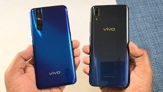 Vivo V15 Pro vs Vivo V11 Pro SpeedTest & Camera Comparison