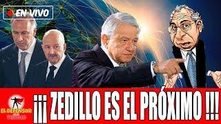 Caso Collado Salpica a Otro Ex Presidente: En Un Solo Paquete, AMLO Podría Encarcelarlos a Todos