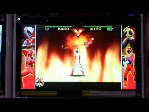 Power rangers card battle - forever red