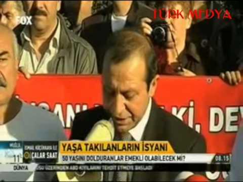 EMEKLİLİKTE YAŞA TAKILANLAR-TBMM EYLEMİ-FOX-ÇALAR SAAT-(22/01/2014)-TÜRK MEDYA SUNAR.