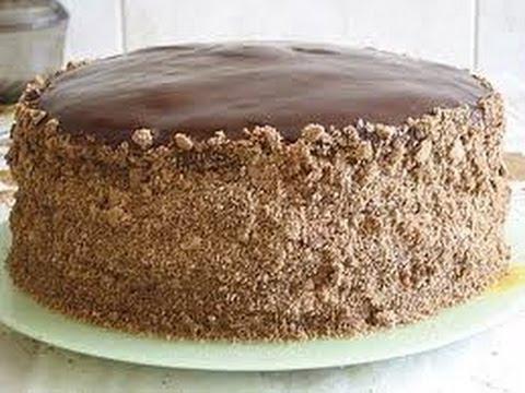 Сделать торт шоколадный