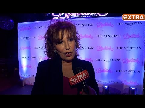 Joy Behar Slams Sarah Palin: You Should Be 'Turning Letters on a Game Show'