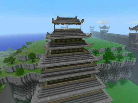 майнкрафт церковь в деревне как построить