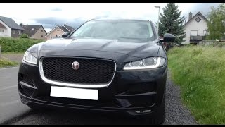 [Review] 2017 Jaguar F-Pace test review in-depth
