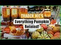 Come Shop With Me: EVERYTHING PUMPKIN Related At Trader Joe's! | Fall Foods at Trader Joe's! MP3