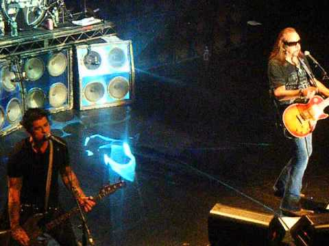 Ace Frehley- Flaming Youth / Rocket Ride - Best Buy, NYC 7-11-2012