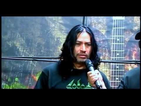 Transmetal en El Salvador 2012 Entrevista Rock en  Accion
