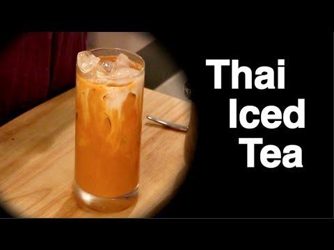 Thai Iced Tea ชาเย็น - Hot Thai Kitchen!