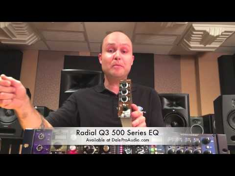 500 Series eq Shootout Radial q3 500 Series eq