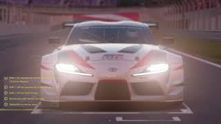 Gran Turismo gt3 supra win