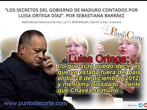 [En Audio] Luisa Ortega Díaz:
