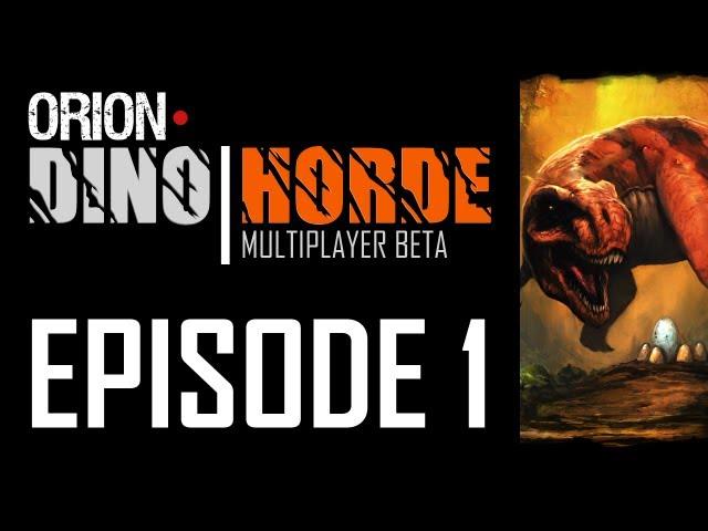 Руководство запуска: ORION: Dino Horde по сети