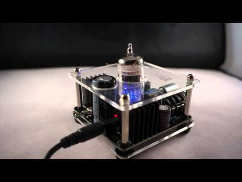 Bravo Audio V2 Headphone Amp