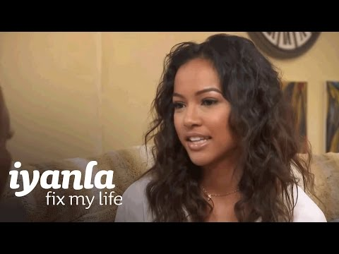 Karrueche Tran's First Date with Chris Brown | Oprah Winfrey Network