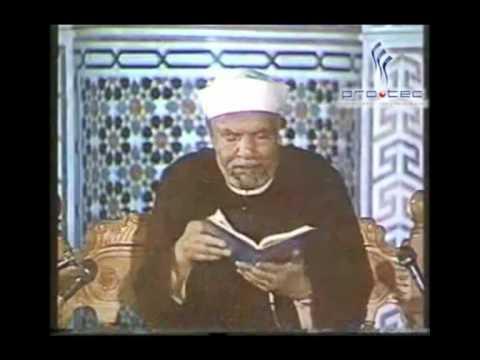 04- تفسير سورة  الرعد - الاية ( 2 - 4) -  الشعراوي