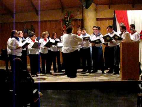 Quadrivium Ensemble SOY TICO de Carlos Guzmán