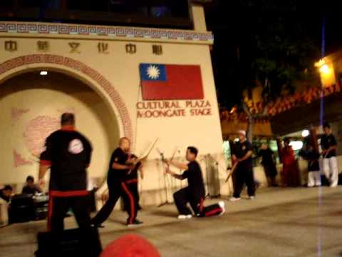 Eskrima Doce Pares Demonstration - Basic to Advanced Methods (Kids and Adults) Image 1