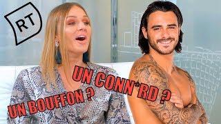 "Camille (LMvsMonde3) valide que Benji est "" un Bouffon et un Conn*rd "" ?"