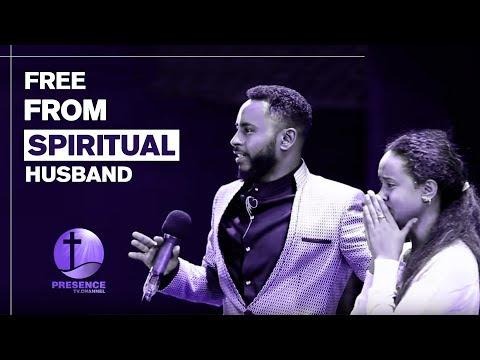 """Free from spiritual HUSBAND"" አስደናቂ ነጻ መውጣት PRESENCE TV CHANNEL WITH PROHET SURAPHEL DEMISSIE 2018 thumbnail"