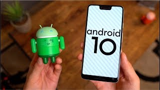 Official Android 10 Update: New Features!