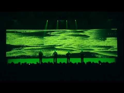 Kraftwerk Planet Of Visions (Live) retronew