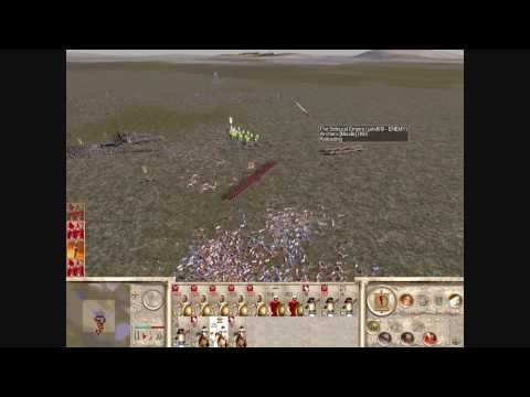 Rome Total War Online Battle #1458: Greece vs Seleucids