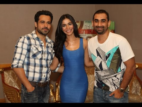 Bollywood actor Emraan Hashmi and Pakistani actress Humaima Malick in Dubai